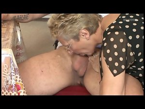 German attractive mature filthy mom
