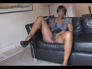 Extremely sexual Lustful ebony