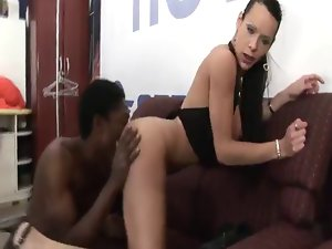 filthy latin transvestite shagged by black fellow