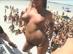 Springbreak - No Bikini Contest
