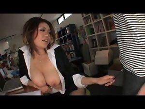 Jap Collar Up Young lady 4 Part 1