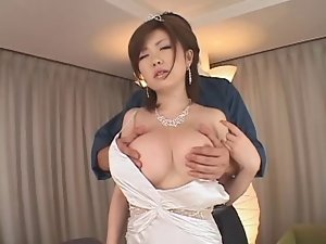Rio Hamasaki fingered and banged