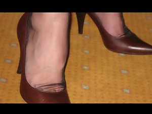 MY FAV HIGH HEELS NYLON PICS