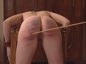 Caning Episode