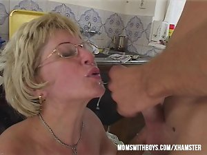 If Filthy mom Make A Sandwich Will You Fuck And Feed Her Your Cum?