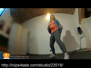 Woman Fighting at Clips4sale.com