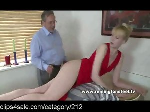 Male Woman Caning at Clips4sale.com