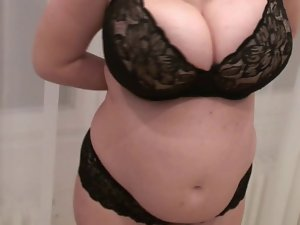 Sensual and with plumper melons
