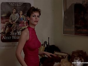 Jamie Lee Curtis Naked & Sensual Compilation - HD