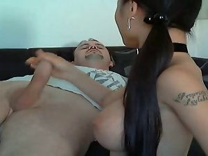 Asian Nympho Grinded wild Part 1