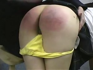 Slutty chicks spanked by her teacher 2