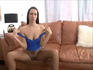 English pantyhose solo 1