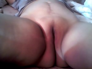 My Wife, Shaven Snatch 02
