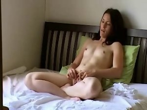 intens multiple orgasms of gaunt lass