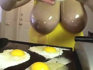 Breast Bacon & Eggs!