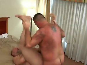 dos osos sexo duro attractive mature bears