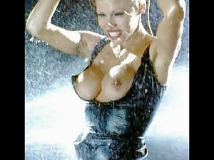 Pamela Anderson - Knockers Dirty ass Twat Photo Collection