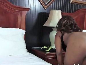 Roxy Pearl performing amazing oral and having wild interracial sex