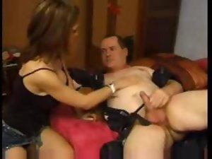 French Tart Bangs Her Patient