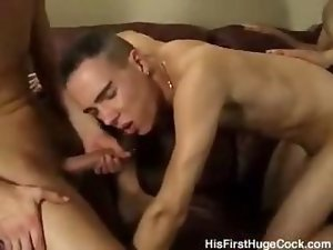 Alluring gay sex shaft in his dirty ass