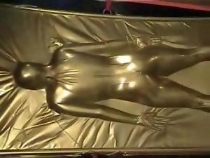 Gold vacbed