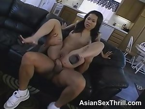 Asian diminutive is getting anus sex