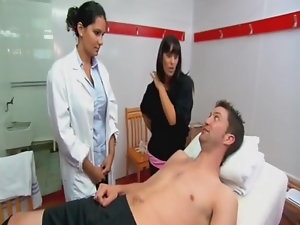 snr team genital examination