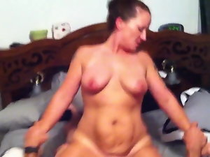 Dirty wife MMF triple with Big Naturals
